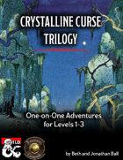 Crystalline Curse Trilogy on Fantasy Grounds [BUNDLE]