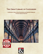 The Great Library of Candlekeep
