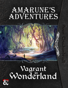 Amarune's Adventures: Vagrant in Wonderland