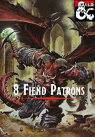 8 Fiend Patrons for your Warlock