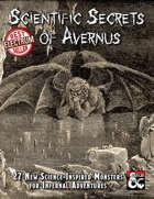 Scientific Secrets of Avernus