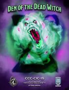 CCC-CIC-15 Den Of The Dead Witch