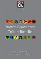 Player Character Token Bundle