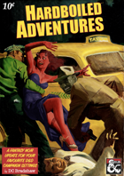 Hardboiled Adventures