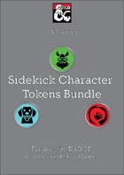 Sidekick Character Token Bundle