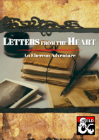 Letters from the Heart: An Eberron Adventure