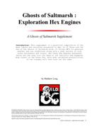 Ghosts of Saltmarsh : Exploration Hex Engines