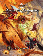 CCC-GAD02-03 Arena of Champions