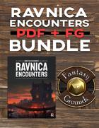 Ravnica Encounters PDF + FG [BUNDLE]