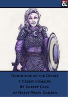 Dominions of the Divine
