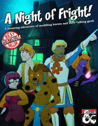 A Night of Fright!