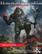 Elemental Compendium II: Azers, Primordials, and Other Creatures