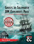 Ghosts of Saltmarsh: DM Explorer's Pack