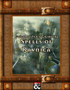 Guildmaster's Grimoire - Spells of Ravnica