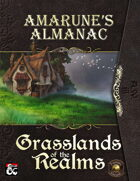 Amarune's Almanac: Grasslands of the Realms (Fantasy Grounds)