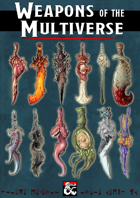 Weapons of the Multiverse