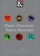 Player Character Token Bundle (Alternate)