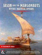 Iason and the Margonauts: Mythic Nautical Options