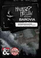 Barovia Realistic Battlemaps - Curse of Strahd