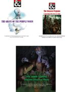 Three Adventures for Tomb of Annihilation [BUNDLE]