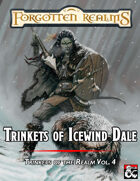 Trinkets of Icewind Dale
