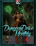 Dungeon Delve Monthly #1.06