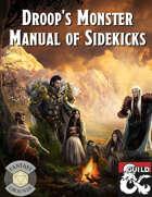 Droop's Monster Manual of Sidekicks (Fantasy Grounds)