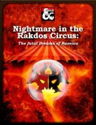 Nightmare in the Rakdos Circus: The fatal dreams of Ravnica