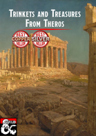 Trinkets and Treasures from Theros