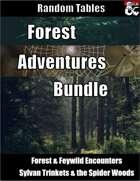 Forest Adventures Bundle - Random Tables [BUNDLE]