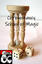 Chronomancy School of Magic