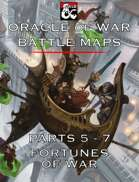 Oracle of War Battle Maps - The Complete Fortunes of War