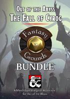Fall of Cyrog PDF + Fantasy Grounds [BUNDLE]