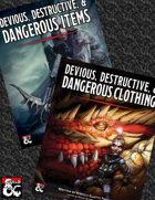 Devious, Destructive, & Dangerous Magical Bundle [BUNDLE]