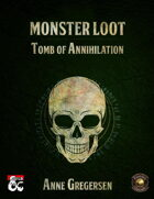 Monster Loot – Tomb of Annihilation (Fantasy Grounds)