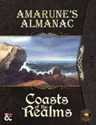 Amarune's Almanac: Coasts of the Realms (Fantasy Grounds)