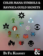 Guilds and Mana Art [BUNDLE]
