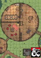 The Wild Sheep Chase - Alternative Map for VTT