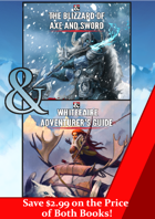 The Blizzard of Axe and Sword in Whitefaire Bundle [BUNDLE]