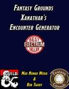 Fantasy Grounds Xanathar's Encounter Generator