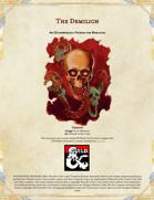 Otherworldly Patron - The Demilich