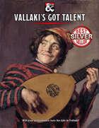 Vallaki's Got Talent