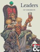 Leaders of Eberron