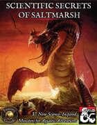 Scientific Secrets of Saltmarsh (Fantasy Grounds)