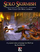 Solo Skirmish: The Cult of Mol'goroz