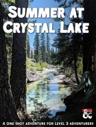 Summer at Crystal Lake