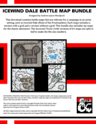 RF00: Rime of the Frostmaiden: Icewind Dale Battlemap Bundle