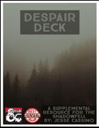 Shadowfell: The Despair Deck