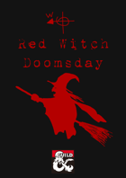 Red Witch Doomsday