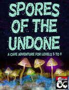 Spores of the Undone